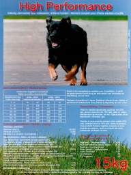 Dinapet High Performance 15kg