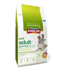 [VE6628] Smolke Adult Grain free 12kg